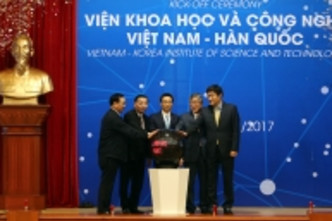 Vietnam-Korea Institute of Science and Technology kicked off Most Recent News