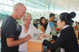 More than 96,000 foreigners granted e-visa in past nine months Most Recent News