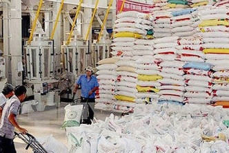 Vietnam's rice exports jump in first six months