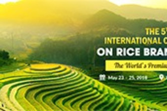 VN to host International Conference on Rice Bran Oil 2018