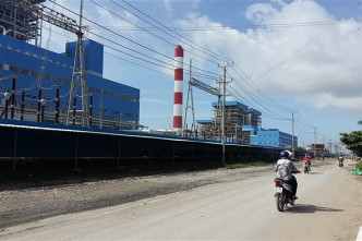 Vietnam's coal-fired thermal power dependent on China