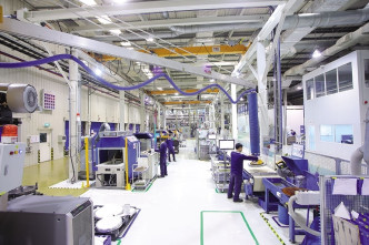 ABB powers Industry 4.0 for sustainable growth