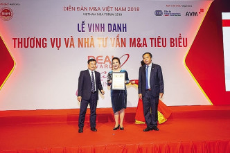 Best in Vietnamese M&A honoured at M&A Forum