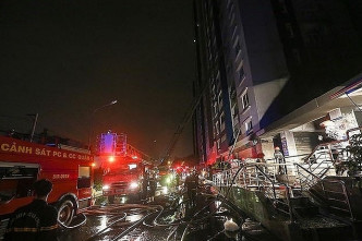 Carina Plaza fire: management board to compensate uninsured residents