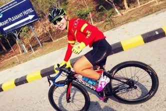 One more bronze for Vietnam at Asian cycling event
