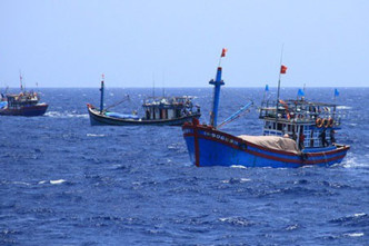 Vietnamese fishing group caught up in row over Chinese ban in disputed waters