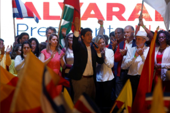 Costa Rica center-left easily wins presidency in vote fought on gay rights