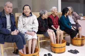 Elderly Vietnamese turn to nursing homes for companionship and healthcare