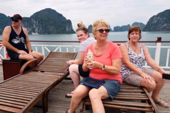 Vietnam fines cruise ship for service scam reported by Australian tourist