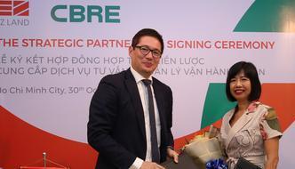 EZ Land signs up CBRE to manage HCM City apartment project