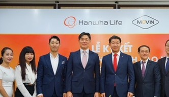 Hanwha Life Vietnam signs agreement with Movin for tele-sale