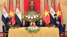 September 4-10: Egyptian President concludes Vietnam visit Most Recent News
