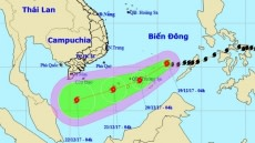 Fresh typhoon hits East Sea Most Recent News