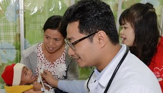 Viettel's continuous support for children with congenital heart diseases