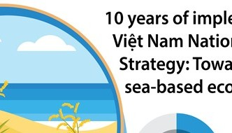10 years on, Việt Nam's vision of strong sea-based economy faces rows of roadblocks