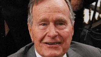 Former US president George H.W. Bush dead at 94