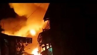 59 Việt households destroyed by blaze in Phnom Penh