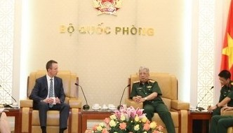 VN-Australia defence consultation to boost cooperation