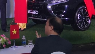 Mitsubishi Motors signs electric vehicles agreement with Vietnamese government