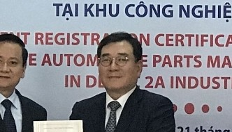 PHA receives license for car parts manufacturing plant in Deep C IZ