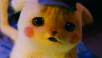 The internet's horrified with Detective Pikachu