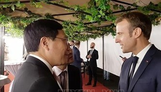 Vietnam calls for intensive cooperation within Francophonie community