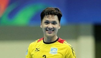 VN's goalie nominated for world's top futsal goalkeepers