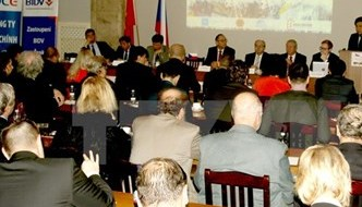 Vietnam, Czech Republic seek to promote trade, investment