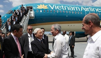 Vietnam, Cuba look to boost economic relations to new height