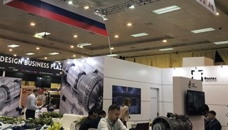 Russia's key products displayed at Vietnam Expo 2018