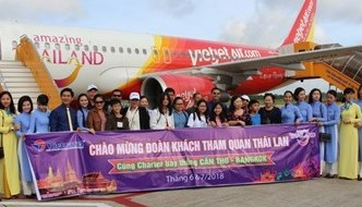 Can Tho-Bangkok direct air route launched
