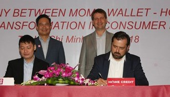 Momo, Home Credit partner to promote cashless consumer finance