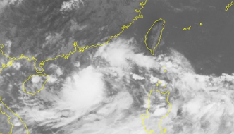 Tropical depression intensifies, storm bears down on northern, central Vietnam
