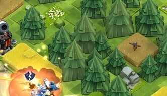 Vietnamese mobile game a hit in Korea, China