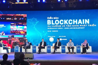 Blockchain leads the way for 4.0 revolution