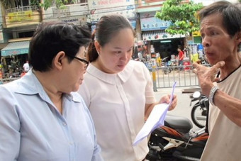 HCMC to finish sustainable poverty reduction program earlier than planned