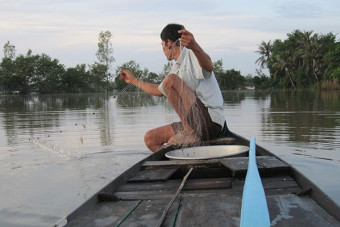 Mekong Delta faces three big challenges caused by climate change