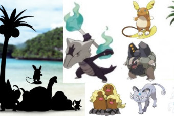 Pokemon Go skips ahead to celebrate summer in style with Pokemon Sun and Moon variants