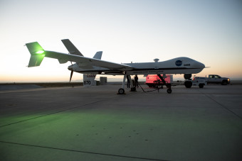 Ikhana: Why NASA Has Just Flown a Huge Unmanned Aircraft into Public Airspace