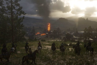 The New RED DEAD REDEMPTION 2 Trailer Is Eyeball-Meltingly Beautiful