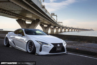 Works Nation: The LB Performance Lexus LC