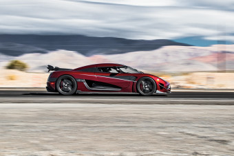 The Book of Acts: The Tale of the World-Record-Setting Koenigsegg Agera RS Speed Run