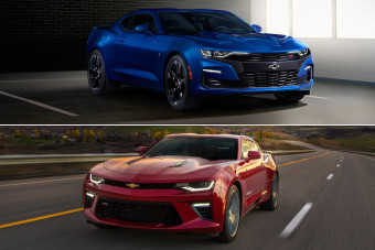 Refreshing or Revolting: 2019 Chevrolet Camaro