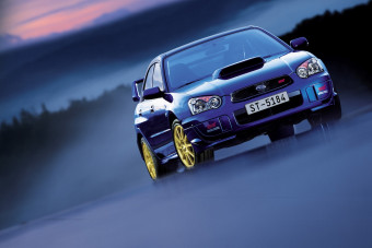 A Look Back at 30 Years of the Subaru STI brand