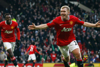 On This Day, May 31 2011: Manchester United star Paul Scholes retires