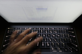 Lithuania probes TV station cyber attack which published fake news story