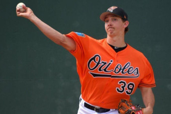 As Orioles' Hunter Harvey nears major league debut, a proud father watches: 'It's all on him now'