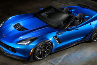 Chevrolet Z06 Corvette Convertible Expected at New York 2014