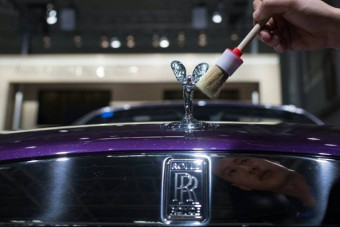 Beijing auto show opens in world's largest market