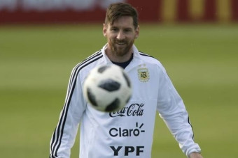 World Cup: Nervy Argentina seek Messi magic against Iceland